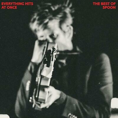 Spoon - Everything Hits At Once: The Best Of Spoon - New Sealed Vinyl LP Album