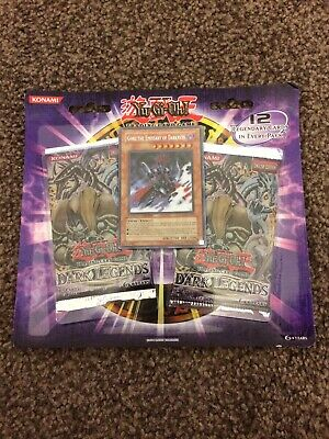 YuGiOh - Dark Legends - Promo Pack - Special Edition - Sealed