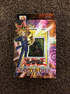 Yu-GI-Oh! - SDY Yugi - Starter Deck - English Edition - Factory Sealed