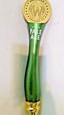 """Whistler Brewing Classic Pale Ale 10"""" Beer Tap Handle Marker Keg Pull Shift Knob"""