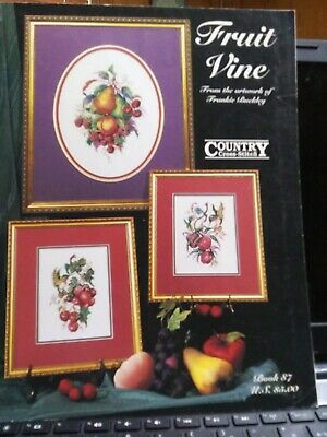 Cape Hatteras Cross Stitch Pattern by Stoney Creek Collection #87