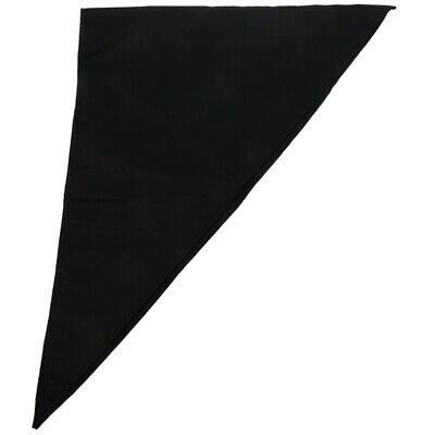 Chef Black Neckerchief V7P4