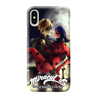 MIRACULOUS TALES LADY BUG CAT phone case iPod iPhone Samsung LG Google HTC