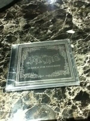 kittie funeral for yesterday cd/dvd  factory sealed heavy metal