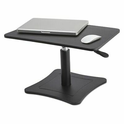 VICTOR DC230B High Rise Workstation,Laptop Stand,Blk