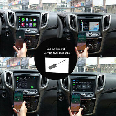 USB Apple Carplay DongleAndroid Phone Android Auto for Android Car Screen touch