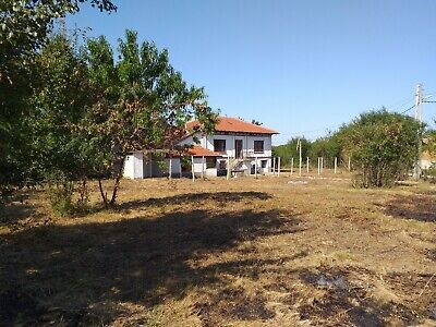 Bulgarian Detatched Village House 34 miles from Varna and Sea UK Specification