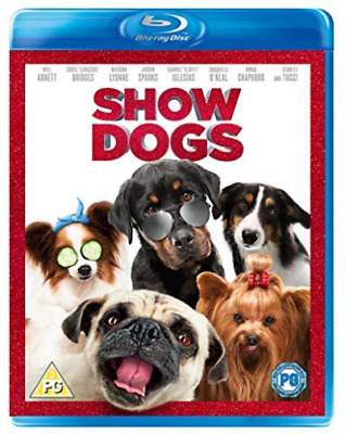 Show Dogs Bd Blu-Ray New