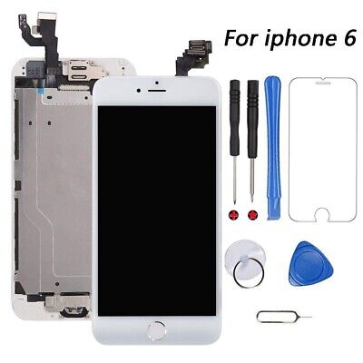 New iPhone 6 white Screen Replacement LCD Display Touch Digitizer Full Assembly