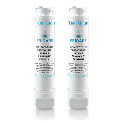 For Frigidaire EPTWFU01 PureSource Ultra II Water Filter by Frigidaire 2 Pack