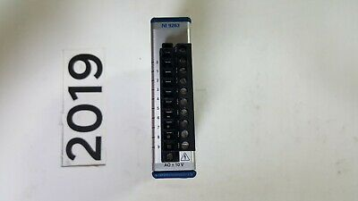 [National Instruments] NI-9263 189176E-01 Analog Out Free Fast Shipping