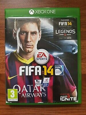Fifa 14 (Xbox One) Very Good Condition