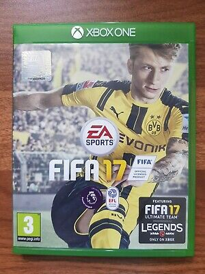Fifa 17 (Xbox One) Very Good Condition