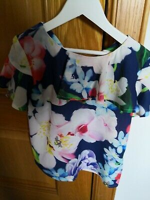 Ted Baker Top And Leggings Age 7Good conditionComes smallThanks for looking