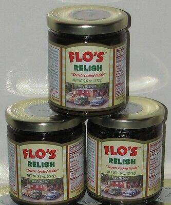 Flo's Famous Hot Dog Relish