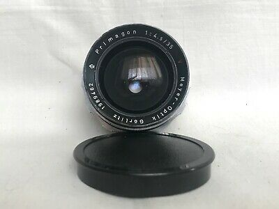 Meyer Optik Gorlitz - Primagon 4.5/35 Exa