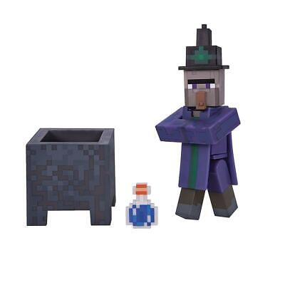 "Minecraft 3"" Action Figure: Witch"