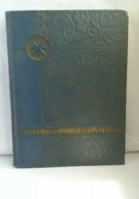 Georgia Tech Blue Print 1933 Yearbook  Great Condition LOOK