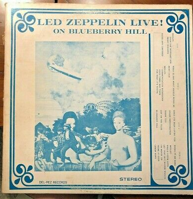 LED ZEPPELIN LIVE Set Bbc Deluxe Songs Remains West Won