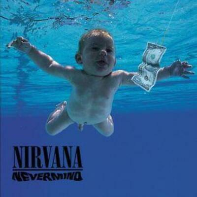 Nirvana - Nevermind - New Sealed Vinyl LP Album Reissue