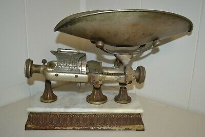 Antique 1898 Dodge Scale Micrometer Scale Made In New York