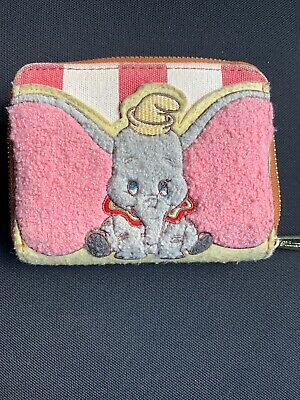 Loungefly: Disney Dumbo Ears - Zip-Around Mini Wallet