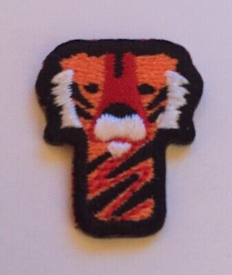 Frank The Tiger Patch, Tiger Woods PGA Tour Nike Shirt Patch  Iron/Sew On  Golf