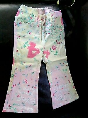 United color of benetton baby girl's pant brand new was $59 made in Italy