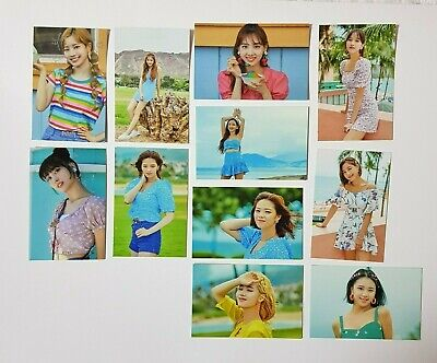 Twice Twaii's Twaiis Shop Official Pop-Up Store In Seoul Korea Trading Card
