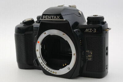 [Near MINT] Pentax MZ-3 35mm SLR Film Camera Black Body Only from JAPAN k243