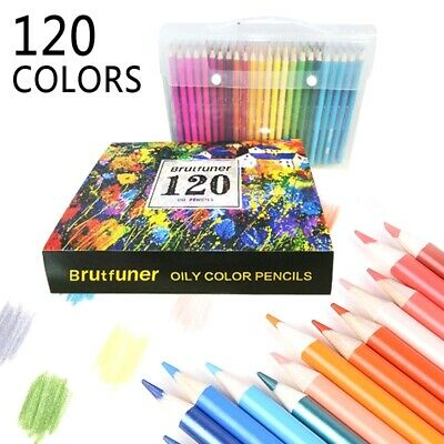 Brutfuner Oil Color Prismacolor Premier Pencils Core Soft Colors 120 Drawing