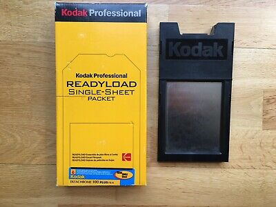 Kodak Readyload and a Bunch of 17 Sheet Film