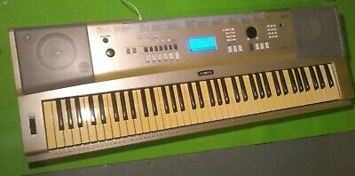 YAMAHA PORTABLE GRAND DGX-630 YPG-635