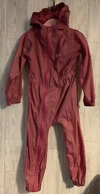 Girls Age 3-4 Years - Puddle Suit From Hi Gear