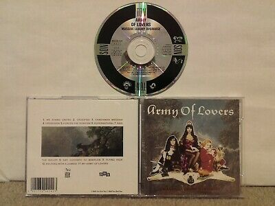 Army of Lovers : Massive Luxury Overdose 1991 CD