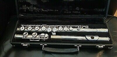 Buffet Crampon Evette Silver Flute With Case Usa 601131