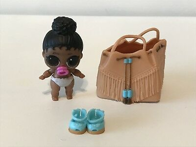 LOL Surprise Doll LIL FOXY Series 3 Little Sis Sister Authentic Dolls