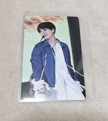 BTS JUNGKOOK Love Yourself World Tour New York Blu-ray Official Photo Card LYS
