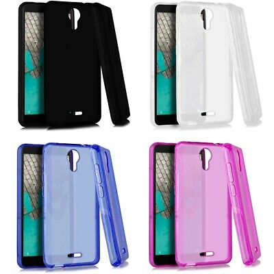 PROTECTIVE COVER FOR Wiko Rainbow 0 1oz TPU Silicone Flip