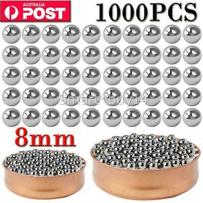 1000X-2000X Replacement Parts 8mm Bike Bicycle Carbon Steel Loose Bearing Ball