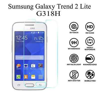 Samsung Galaxy Tempered Glass Screen Protector for Galaxy Trend 2 Lite