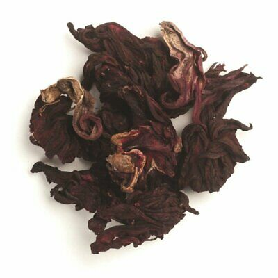 Frontier Natural Products Organic Fair Trade Cut & Sifted Hibiscus Flower 453 g
