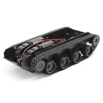 Rc Tank Smart Robot Tank Car Chassis Kit Rubber Track Crawler For Arduino 1 N6P1