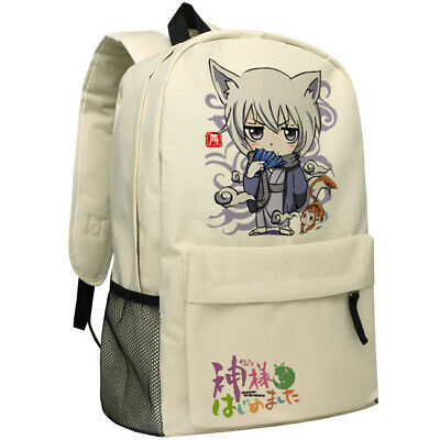 Kamisama Love Hajimemashita Tomoe Oxford Cloth Backpack School Bags