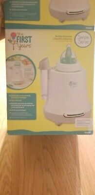 The First 1st Years Simple Serve Baby Bottle Warmer first year