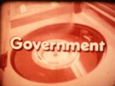 American Enterprise Ep 5: Government with William Shatner 1976 16mm short film