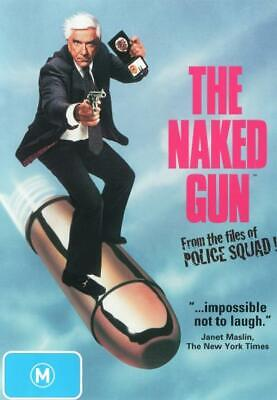 The Naked Gun (From the Files of Police Squad!)  - DVD - NEW Region 4