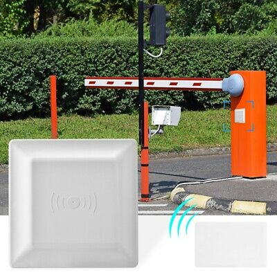 UHF RFID Card Reader Long Range for Parking System Access Control Waterproof