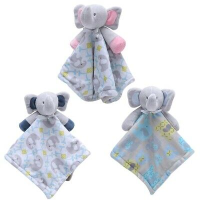 New Baby Elephant Comforter  Blankie/Blanket Gift - Quality Gift soft T AU Hot