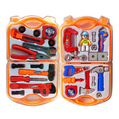 Children Simulation Repair Tool Toy Boy Kit Set Play House Child Toys Classical